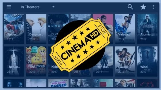 Cinema APK Download Cinema HD APK on Android IOS Firestick and PC Devices HD Movies App