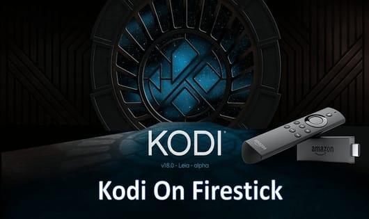 Download & Install Kodi on Firestick- Movies APK