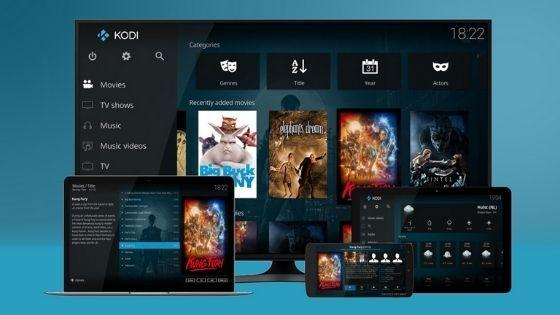 KODI or Kodi TV APP APK for Android PC FIRESTICK and IOS