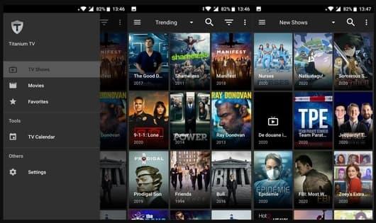 Titanium TV for iOS- Free Download & Install Titanium Apk for iOS
