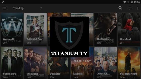 latest version Download Titanium TV App Android Apk