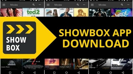 Download latest version Showbox APK - Latest ShowBox For Android