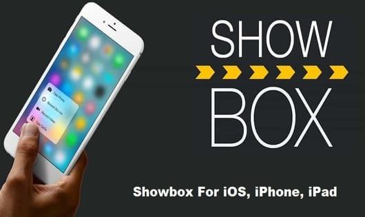 Showbox for iOS- Free Download & Install Showbox Apk for iOS