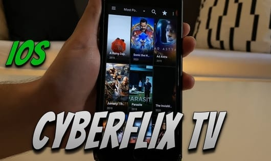 Cyberflix for iOS- Download & Install Cyberflix TV Apk for iOS Free